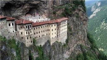 Sümela Manastırı'nın açılışı turizmciye soluk aldıracak