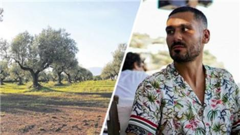 İlkay Gündoğan, ailesine Balıkesir'de zeytinlik ve ev aldı