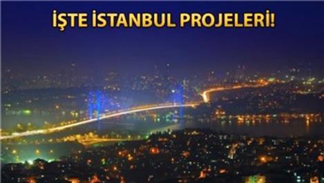 16 milyon İstanbulluya Yıldırım müjdeleri!