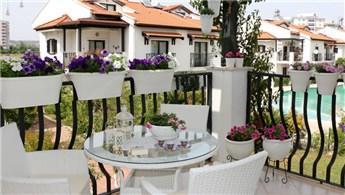 Antalya'nın en güzel bahçe ve balkonları seçildi