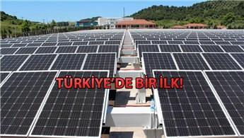 Yalova'da 3 bin 360 güneş panelli tesiste sona gelindi