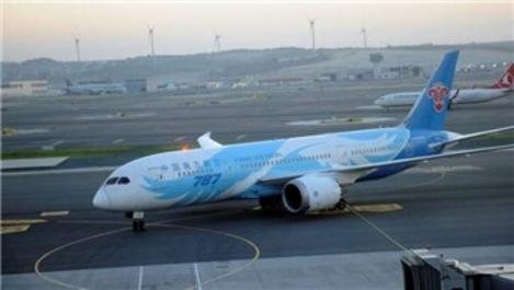 Çinli havayollarından İstanbul Havalimanı'na büyük ilgi!