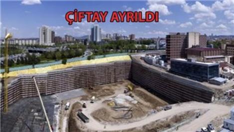 Pasifik ile Çiftay, Ankara'daki proje ortaklığına son verdi