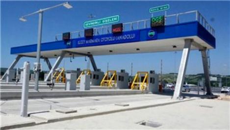 Kuzey Marmara Otoyolu'nun bazı bağlantıları açıldı