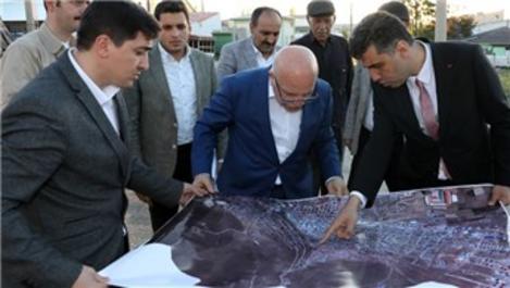 Erzurum Dağ Mahallesi'nde kentsel dönüşüm yapılacak