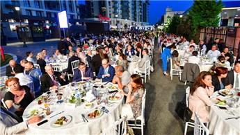 Piyalepaşa İstanbul, tüm paydaşlarını iftarda buluşturdu