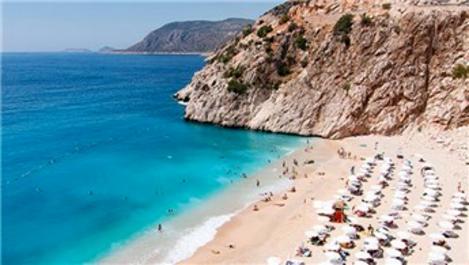 Mayıs ayında Rus turistler Antalya'yı tercih etti