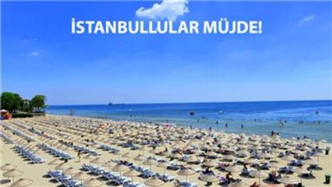 İstanbul'un plajları 4 Haziran'da açılıyor!
