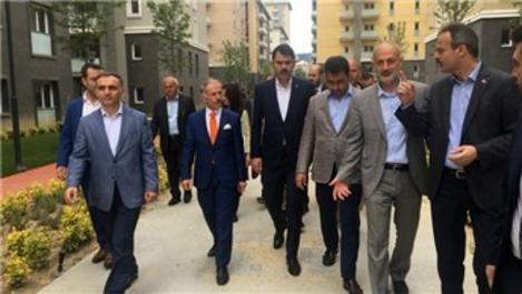"""""""Bayrampaşa'da 2 bin 275 konut üretiyoruz"""""""