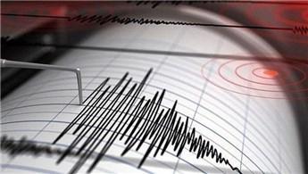 Manisa'da 3.7 büyüklüğünde deprem!