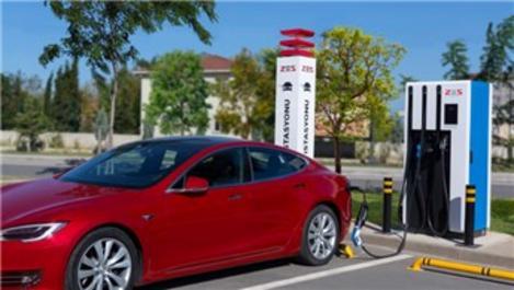 ZES yeni elektrikli şarj istasyonu ile Türkiye ağını genişletiyor