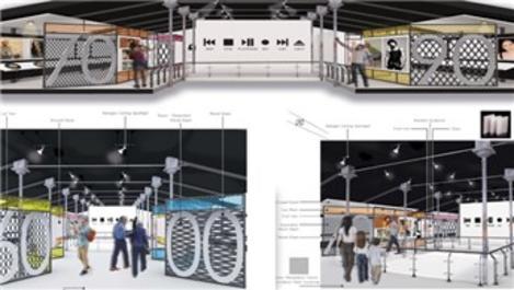 İç Mimarlık öğrencileri Tekel Fabrikası'nı yeniden tasarladı