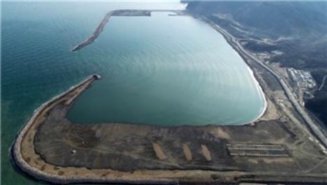 Filyos Liman Projesi'nde sona yaklaşılıyor