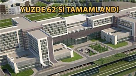 Kocaeli Şehir Hastanesi 2020 yılında açılacak