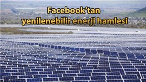 Facebook, Texas'a dev güneş enerjisi çiftliği inşa ediyor