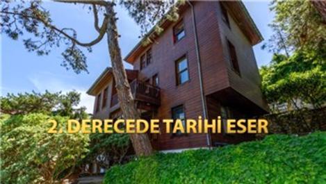 Çengelköy'deki Ağa Han ödüllü köşk satılıyor