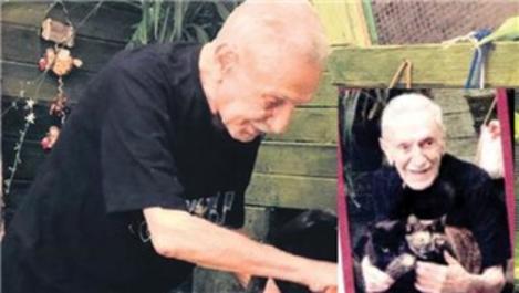 Aydemir Akbaş, 50 bin liraya kedilerine ev yaptırıyor
