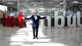 Binali Yıldırım İstanbul Havalimanı'nı gezdi
