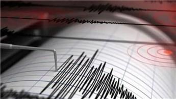 Marmara Denizi'nde 3,5 büyüklüğünde deprem!