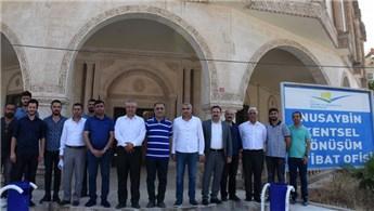 Nusaybin'deki TOKİ konutlarında anahtar teslimi başlıyor