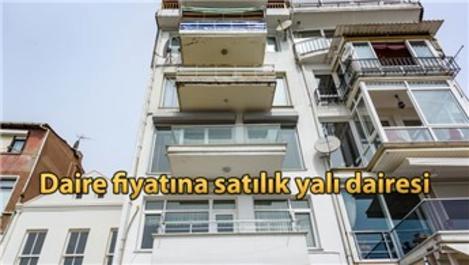 'Yalı dairelerinin üçte bir fiyatına satılıyor'