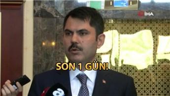 """""""Vatandaşımızla devletimiz barışacak"""""""