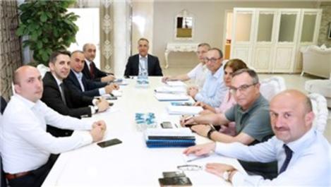 Sultangazi'de mülkiyet ve planlama konuları masaya yatırıldı