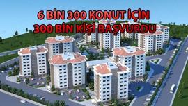 İstanbul'da TOKİ'nin kura çekimi 26 Haziran'da başlıyor