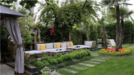 En güzel bahçe ve balkonların sahipleri ödüllerine kavuşuyor