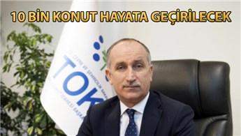 TOKİ Başkanı, 2020 için İstanbul'a konut müjdesi verdi