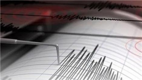 Çanakkale'de 4.1 şiddetinde korkutan deprem!