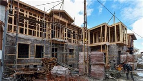 Tarihi Ankara evleri restore ediliyor