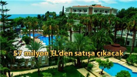 Alanya'daki 5 yıldızlı Alara Park Otel icradan satılıyor
