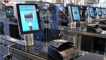 İstanbul Havalimanı'nda 18 saniyede pasaport kontrolü!
