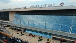 Ankara Yüksek Hızlı Tren Garı'na LEED Gold sertifikası!