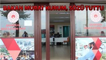 Başakşehir'de imar iletişim ofisi açıldı