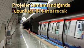 Raylı sistem inşasında İstanbul dünyada bir numara!