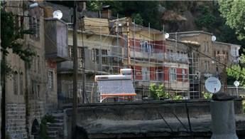 Bitlis'in tarihi evleri restore ediliyor
