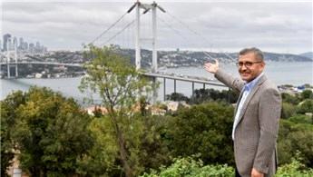 Hilmi Türkmen'den İstanbullulara yeni millet bahçesi müjdesi!