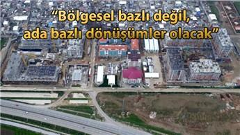 Bursa'da kentsel dönüşüm anlayışı değişti