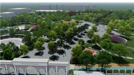 Anadolu'daki en büyük millet bahçesi Sivas'ta yapılacak