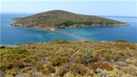 Maden Adaları da koruma kalkanı içine alındı