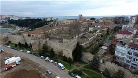 Sinop Kalesi için yeni proje hazırlanıyor