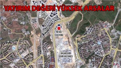 Emlak Konut GYO, Başakşehir'de 3 arsa satıyor