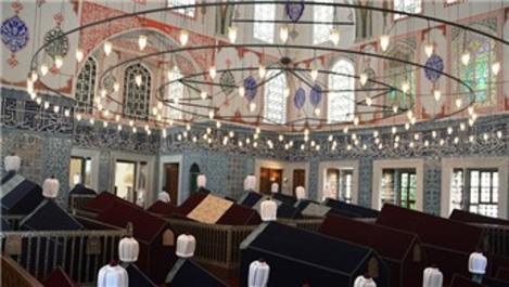 Hatice Turhan Valide Sultan Türbesi'nin açılışı yapıldı