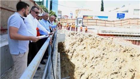 """""""Gebze'nin en prestijli vizyon projesi metro olacak"""""""