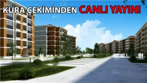 İstanbul TOKİ Silivri kuraları çekildi