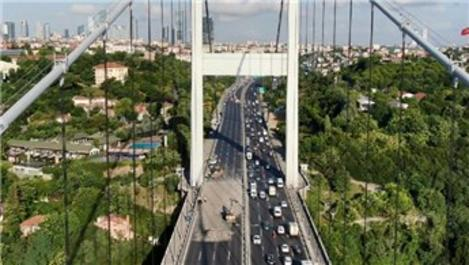"""""""FSM Köprüsü'ne müdahale edilmeseydi zarar görecekti"""""""