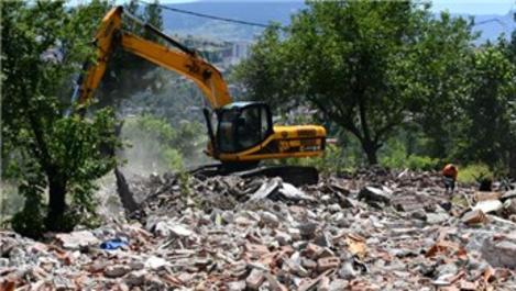 Karabük'te kentsel dönüşüm çalışmaları başladı