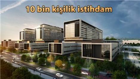 Başakşehir Şehir Hastanesi 1 yıl sonra hizmete girecek